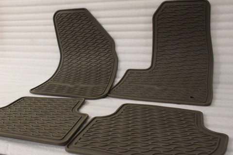 NEW OEM NOS 2007-2010 CHRYSLER SEBRING ALL WEATHER SLUSH FLOORMATS 82210448AB
