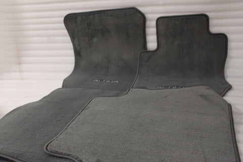 NEW OEM 2001-2002 ACURA TL FLOORMAT SET 83600-S0K-A00ZA