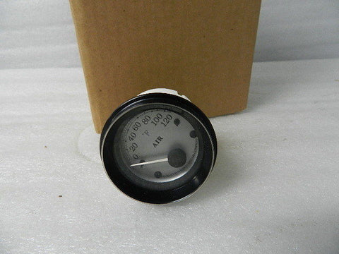 NOS NEW OEM HARLEY TOURING SILVER AIR TEMPERATURE GAUGE 75166-00