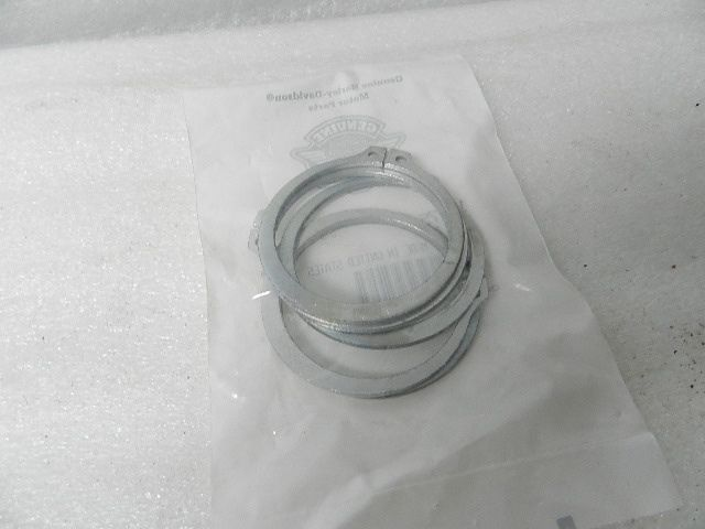NOS NEW OEM HARLEY FRONT WHEEL HUB SNAP RING AMT 5 P/N 11175