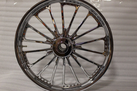 NEW 1984-1999 HARLEY FXR SPORTSTER PERFORMANCE MACHINE FORGED DOMINO WHEEL