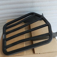NEW NOS OEM HARLEY SOFTAIL SPORTSTER 6-SPOKE BLACK LUGGAGE RACK 53850-00A