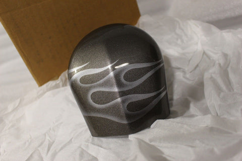 NEW OEM NOS HARLEY EDGE FLAME HORN COVER 69012-07CNX