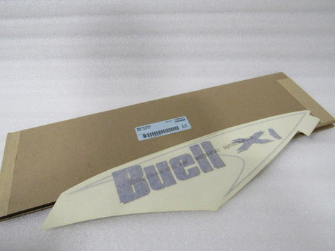 NEW OEM NOS BUELL X1 FUEL TANK COVER DECAL RIGHT M0770.01A1