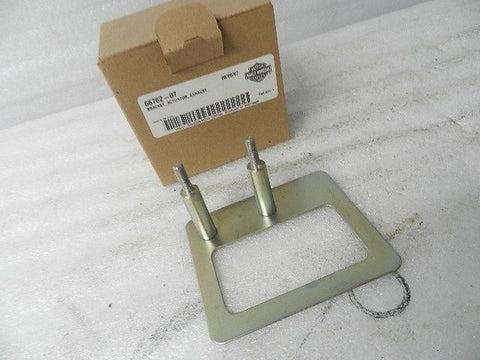 NOS NEW HARLEY EXHAUST ACTUATOR BRACKET 66762-07