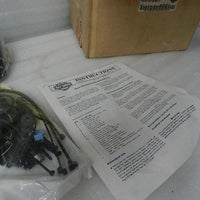 NOS NEW 88-93 HARLEY FLT FLHT REAR SPEAKER & AMP KIT 77128-88B