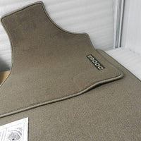 NEW 2008-2013 DODGE GRAND CARAVAN 1ST & 2ND ROW FLOOR MATS 82210724