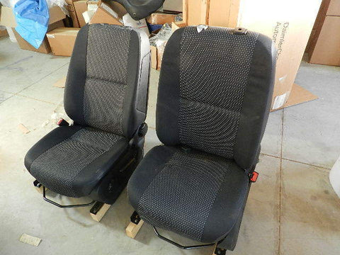 NOS NEW OEM 2007 AND NEWER MERCEDES SPRINTER DRIVER & PASSENGER SEAT