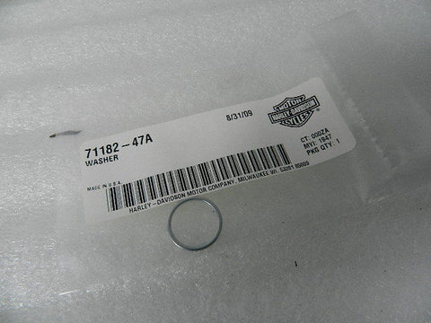 NOS NEW OEM HARLEY WASHER 71182-47A