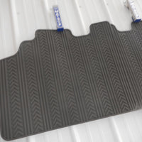 NEW OEM 2005-2007 DODGE CARAVAN ALL WEATHER SLUSH FLOOR MATS 82209177