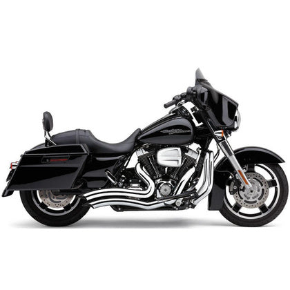 NEW 2010-2016 HARLEY TOURING COBRA SPEEDSTER EXHAUST