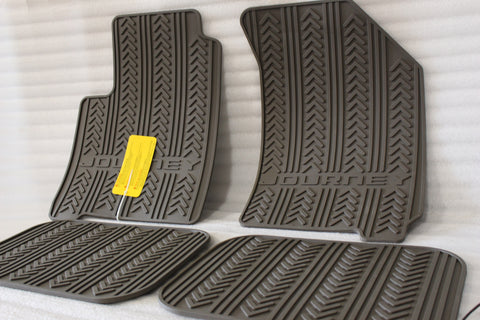 NEW OEM 2009-2011 DODGE JOURNEY ALL WEATHER SLUSH FLOOR MATS 82210817AB