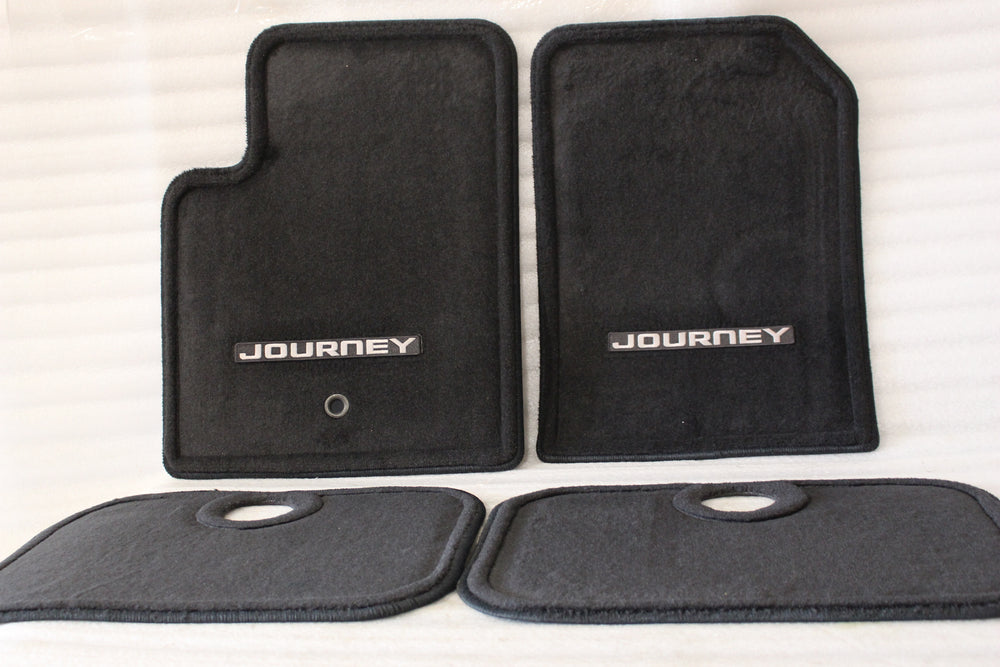 NEW OEM 2009-2011 DODGE JOURNEY FLOOR MATS 1BG261DVAC