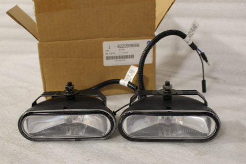 NEW OEM 2007-2010 JEEP WRANGLER FOG LIGHTS 82209880AB
