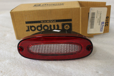 NEW OEM NOS 2001-2002 PLYMOUTH PROWLER LEFT REAR BACK UP LIGHT 4786289AB
