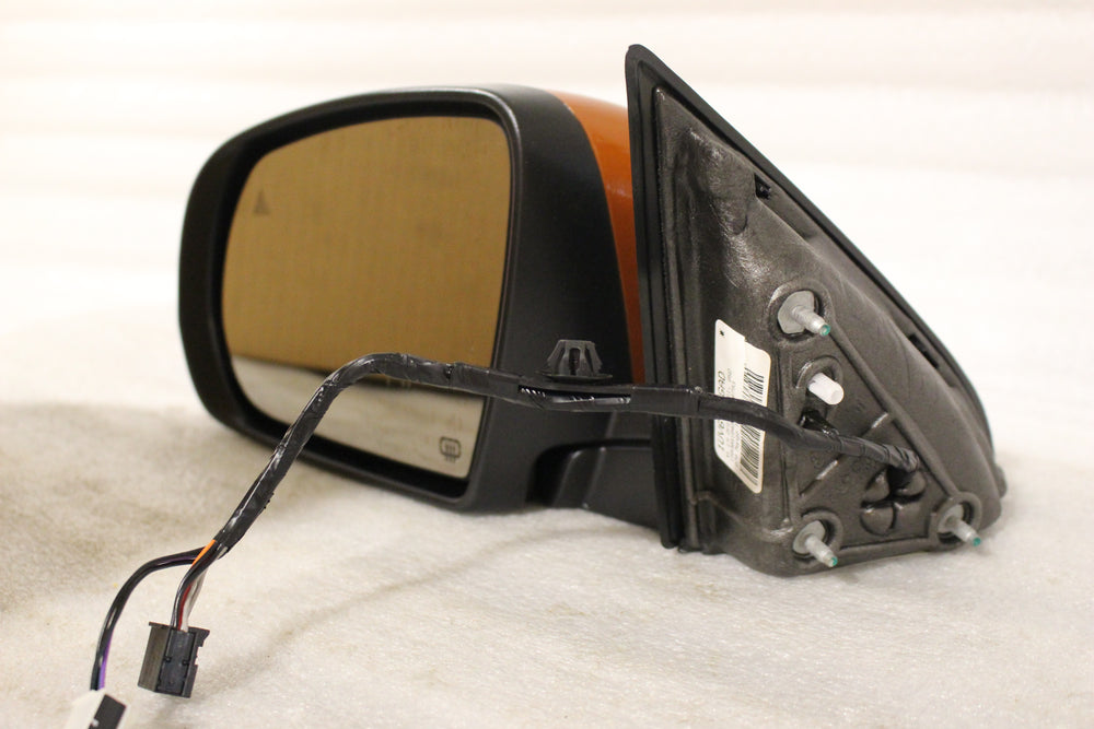 NEW OEM 2014-2017 JEEP CHEROKEE LEFT DOOR MIRROR 1UV67HVGAD