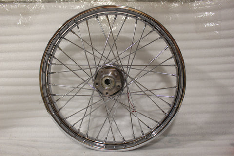 "NEW 1980-1983 HARLEY FXWG VTWIN 21"" FRONT SPOKE WHEEL 52-0127"