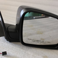 NEW OEM 2011-2012 DODGE DURANGO RIGHT OUTSIDE REAR VIEW MIRROR