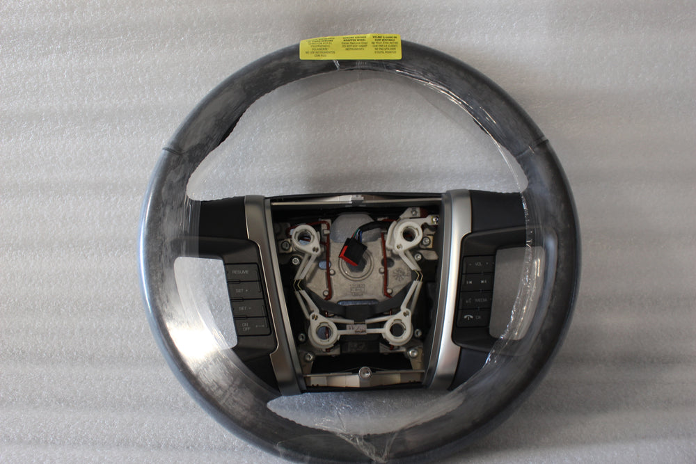 NOS NEW OEM 2009-2012 LINCOLN MKS STEERING WHEEL 8A5Z-3600-DB