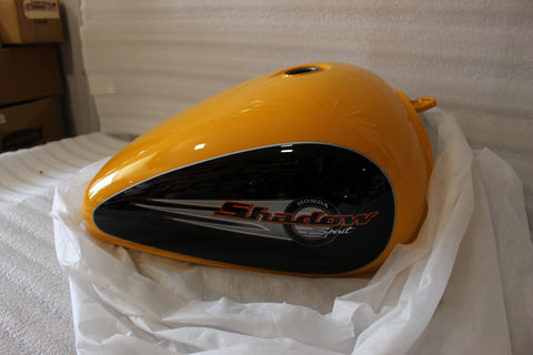 NEW NOS OEM 1999 HONDA SHADOW VT 1100 GAS TANK 17520-MAA-A80ZB