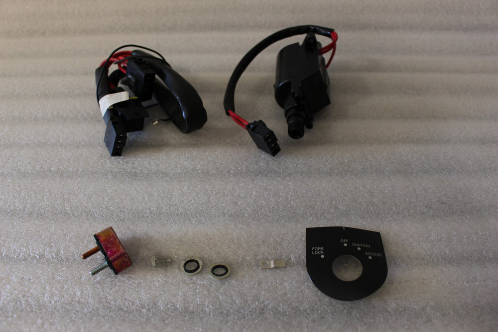 NEW NOS OEM HARLEY 1994-1998 FL TOURING RECALL CODE 091 IGNITION SWITCH 93858