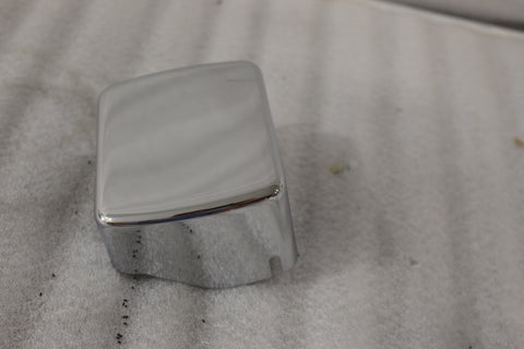 NEW NOS OEM HARLEY SOFTAIL CHROME COIL COVER 31606-65TA