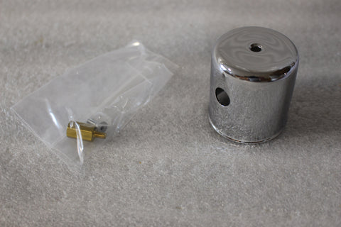 "NEW NOS OEM HARLEY KIT 1.5"" CYLINDRICAL GAUGE CA 75264-04"