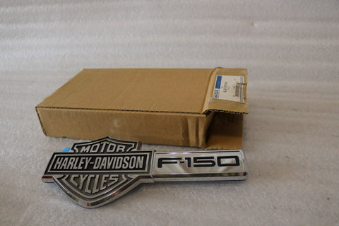 NEW FORD F-150 HARLEY-DAVIDSON NAME PLATE EMBLEM 6L3Z-16720-AA