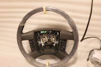 NOS NEW 2009-2010 FORD EDGE STEERING WHEEL W/CRUISE CONTROL  8T4Z-3600-FE
