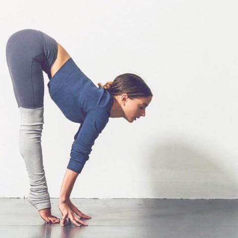 Yoga Goddess Ribbed Leggings With Hiney Trainer™ Built-in