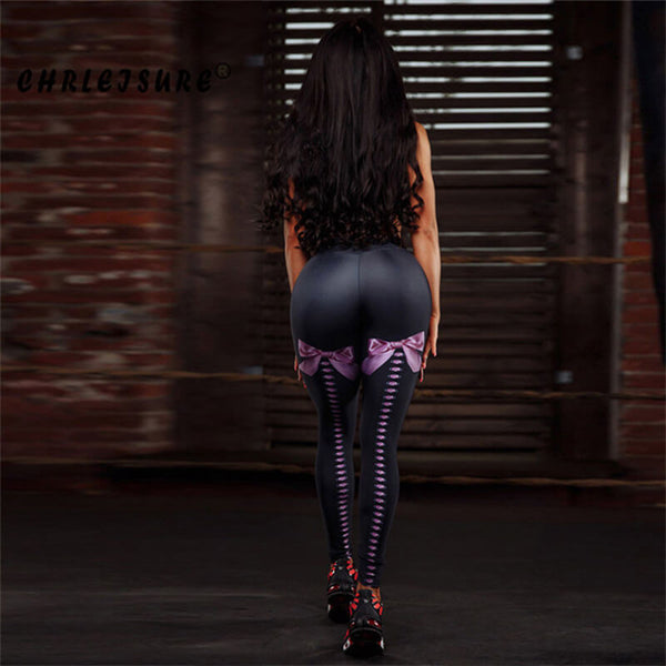 2020 Women's High Waist Printed Leggings