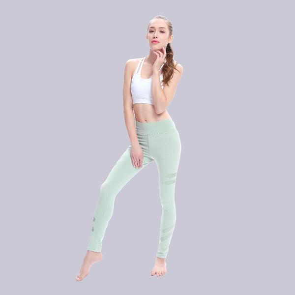 Light Relaxed  Colors Sporting Leggings