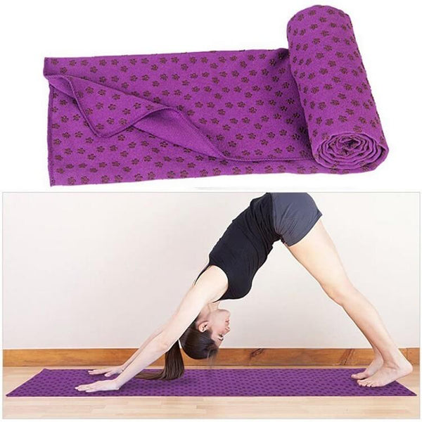 2019 Soft Towel Travel Yoga Mat