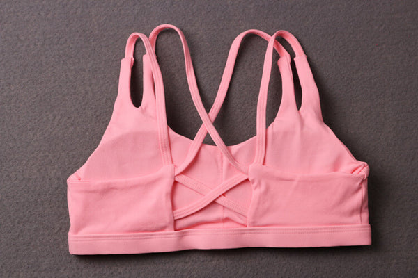 New 2019 Black & pink Workout Running Bra