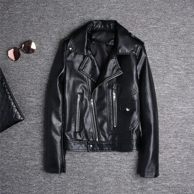 Leather Casual Jacket