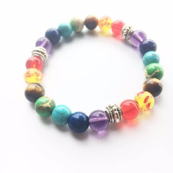 7 Chakra Bracelet For Men & Women
