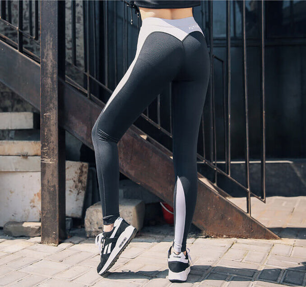 Women's Yoga Leggings Exercise Workout Pants Gym Tights