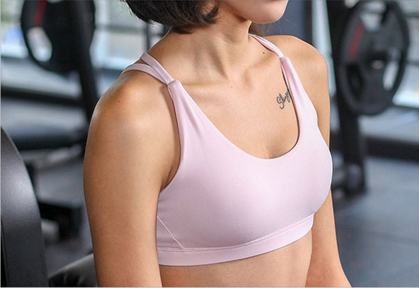"2019 ""To The Moon"" Workout & Running Bra"