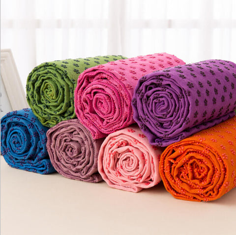 2018 Soft Towel Travel Yoga Mat