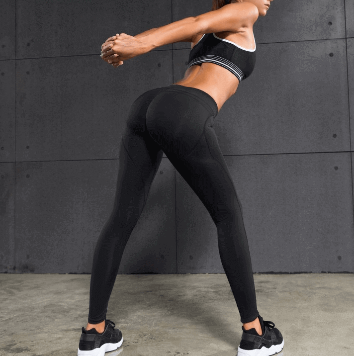 Women's Compression Yoga Pants With Super Hiney Trainer™