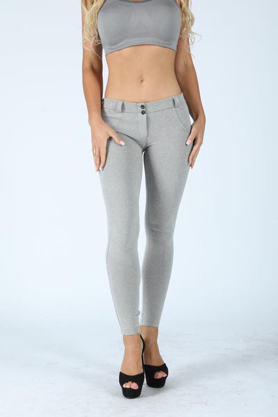 2019 Low Waisted Gray Knitted With Hiney Trainer X™