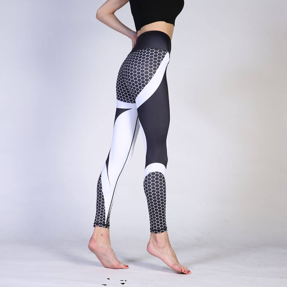 New Dot Printing Leggings