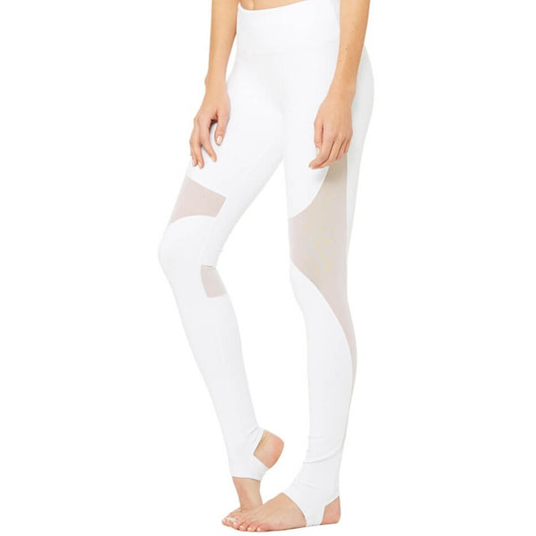 Mesh Coast Yoga Leggings With Built-in 2019 Hiney Trainer™