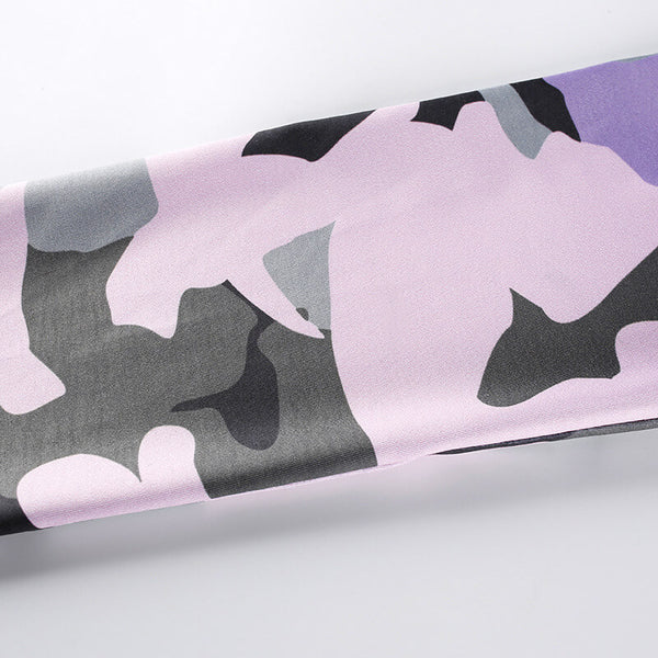 Pink Good Girl Camo Sporting Leggings