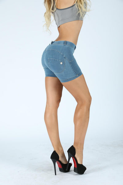 Denim Shorts Jeans - 4 Colors- Lifts & Supports For A Flattering Fit