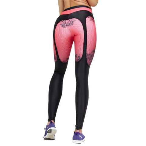 New 2019 Good Girl Bandage Leggings