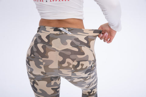 Camo Pants With Hiney Trainer X™ Lifts & Supports