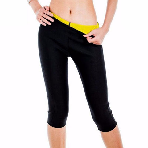Winter Indoor Women Sweat Pant Body Shapers With Hiney Trainer™ Built-in