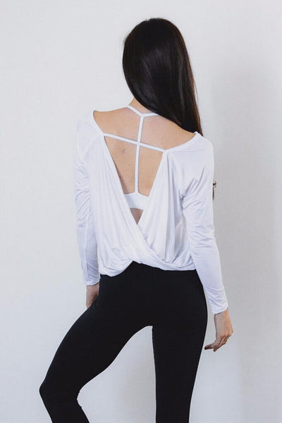 Long Sleeve Backless 2020 Alexandra Top