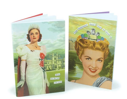 Anne Taintor- Notebook Sets